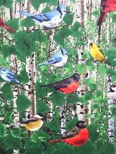 Birds in the Woods Timeless Treasures Fabric Yard