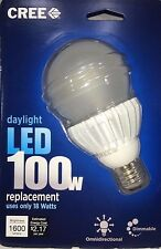 Cree BA21-16050OMF-12DE26-1U100 100-watt Equivalent Daylight A21 LED Light Bulb