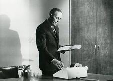 HENRY FONDA  POINT LIMITE  1964 VINTAGE PHOTO
