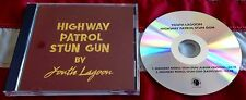 YOUTH LAGOON - HIGHWAY PATROL STUN GUN 2 Track DJ CD single