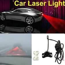 Car Red Laser Beam Alarm Fog Light Anti-Collision Taillight Warning Lamp Safe BO