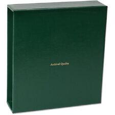 """Littleton Custom Album Slipcase for 1 1/2"""" Album x912 ARCHIVAL QUALITY"""