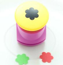 Flower Middle Paper Shaper Cutter Punch For DIY Card Making Scrapbooking tags