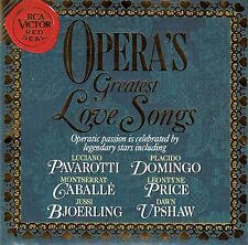 OPERA'S GREATEST LOVE SONGS / CD - TOP-ZUSTAND