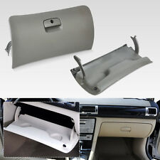 New Grey Car Storage Glove Drawer Box Cover Lid For VW 1998-2005 Passat B5