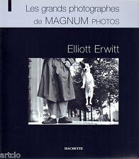Les grands photographes de MAGNUM : Elliott Erwitt