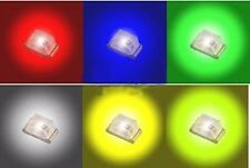 120x 0603 Red Blue Green Yellow Orange White LED SMD 20pcs each color new