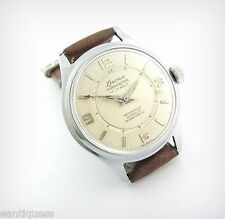 "Vintage Watch....LISONA Airmaster.... A.Schild Movt.... 70""s .....Nice Dial!!"
