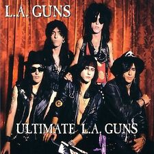L.A. Guns, Ultimate L.A. Guns (CD, Sep-2002, Cleopatra) Digipak