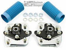 MAXIMUM MOTORSPORTS 03-04 FORD MUSTANG COBRA CHROME PLATED CASTER/CAMBER PLATES