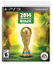2014 FIFA World Cup Brazil [PlayStation 3 PS3, NTSC Video Game, Soccer] NEW
