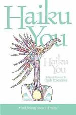 NEW Haiku You by Cindy Rosecrance Paperback Book (English) Free Shipping