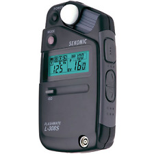 Sekonic L308s L-308s Digital Flash Light Meter