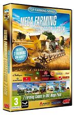 Mega Farming Simulator 7 Collection Pack PC Computer Game Professional Farmer