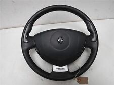 RENAULT CLIO 182 2004 - 2006 2.0 16V SPORT STEERING WHEEL AND AIRBAG CRUISE