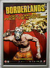 Borderlands RARE PS3 XBOX 360 42cm x 60cm Promo Poster