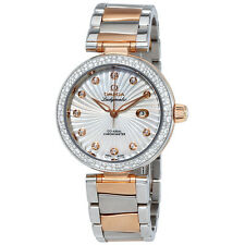 Omega Ladymatic Automatic Ladies Watch 42525342055001