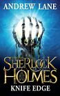 Young Sherlock Holmes 6: Knife Edge, Lane, Andrew, New Book