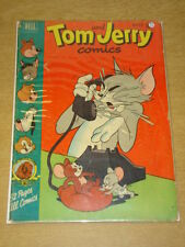 TOM AND JERRY COMICS #85 G/VG (3.0) DELL COMICS AUGUST 1951