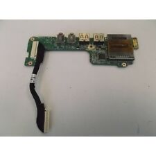 ACER ASPIRE ONE USB+JACK AUDIO+CARD LETTORE BOARD+CAVO DA07G5PB6F0 REV.E