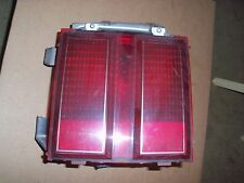 1984 1985 1986 1987 OLDSMOBILE CUTLASS 4 DOOR SEDAN TAIL LIGHT RIGHT NICE