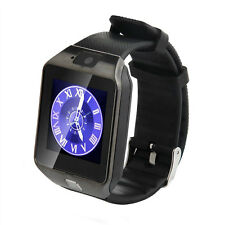 DZ-09 Bluetooth Smart WristWatch Phone GSM SIM Card for Anroid Iphone Black