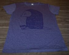 WOMEN'S TEEN BAD BOOKS Band ARMADILLO T-shirt LARGE NEW