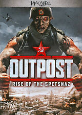 Outpost 3: Rise of the Spetsnaz (DVD, 2014)