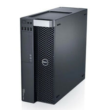 Dell Precision T3600 Intel Xeon 3.20 GHz 16 GB RAM 500 GB HDD Windows 7 DVD RW