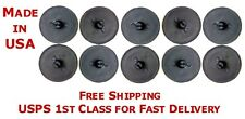 Leaf Spring End Tip Pad Anti Squeak (10 Pieces) Free Shipping (Made in USA)
