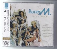 "BONEY M. The Collection JAPAN 3 cd Seventies+Eighties + 12"" Versions  + OBI  NEW"