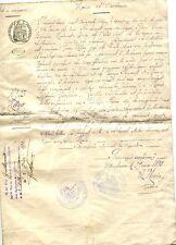 EXTRAIT D'ACTE DE NAISSANCE MAIRIE D'ANDANCE ARDECHE 19 mai 1892