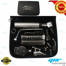ENT Opthalmoscope Ophthalmoscope Otoscope Nasal Larynx Diagnostic Set YNR-FREE P