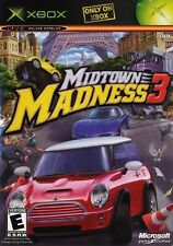 Midtown Madness 3 - Original Xbox Game - Game Only