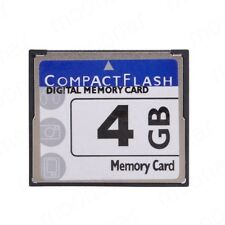 High Speed 4GB Digital Compact Flash 4G Memory Compactflash CF Card for Camera