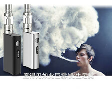 100W Electronic Vaporizer Kit high power box mod E Vapor Starter Kit +2  Battery