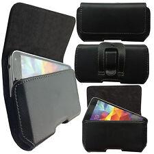 1A Gürtel Seiten Quer Tasche Cover Schutz Hülle für Haier HaierPhone W867
