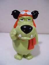 WACKY RACES MUTTLEY DOG PVC FIGURE 1998, HANNA BARBERA