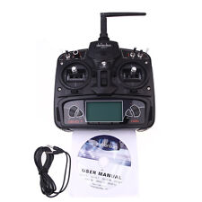 Walkera DEVO 7 2.4G 7CH LCD Screen Radio System Transmitter for RC Helicopter