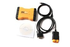 DIAGNOSI MULTIMARCA MVDIAG AUTO/CAMION 2015 BLUETOOTH (KIT CAVI SU RICHIESTA)