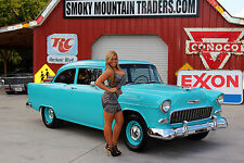 Chevrolet : Bel Air/150/210