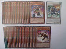 Superheavy Samurai Deck * Ready To Play * Yu-gi-oh