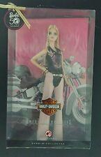 BARBIE Harley Davidson Motorcycles Rare Pink Label NIB 2008 - FREE SHIPPING