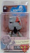 "KRATOS SACKBOY Little Big Planet 5"" inch Video Game Figure Neca 2015"