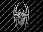 Spider Metal Art Wall Sign Gothic Creepy Halloween Tribal Rat Rod Grill ST02