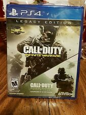 Call of Duty: Infinite Warfare -- Legacy Edition (Sony PlayStation 4, 2016)