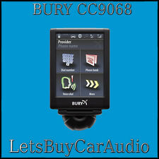 THB BURY cc9068 écran tactile bluetooth mains libres voiture KIT, a2dp streaming audio