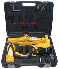 "2 Ton 12V Electric Scissor Car Jack + 1/2"" Impact Wrench *FREE SHIPPING*"