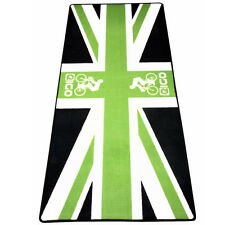 New 'Green Jack' Garage / Workshop / Turbo Trainer Floor Mat (180cm x 80xm)