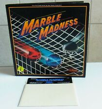 C64: Marble Madness-Electronic Arts 1986
